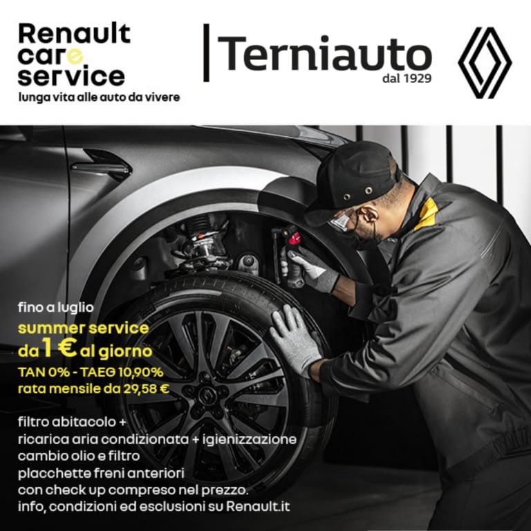 Manutenzione Renault Terni