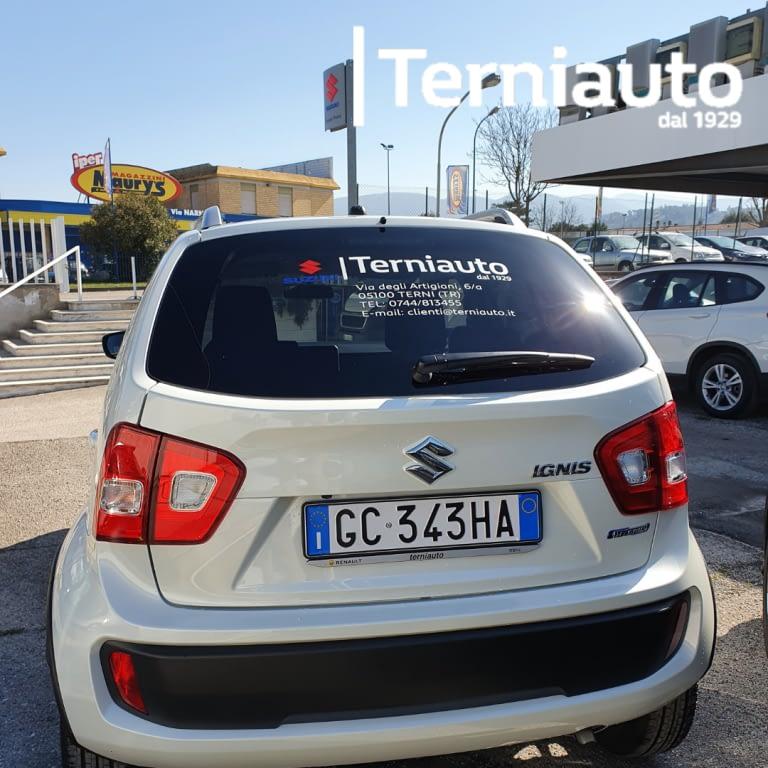 Suzuki ibrido Terni
