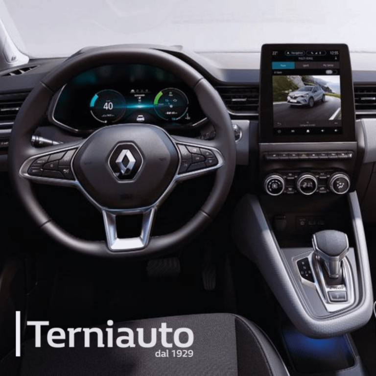 Renault Captur Terni
