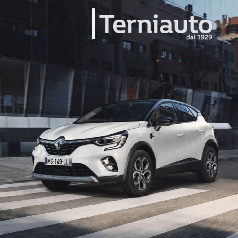 Nuovo Renault CAPTUR Plug-In Hybrid