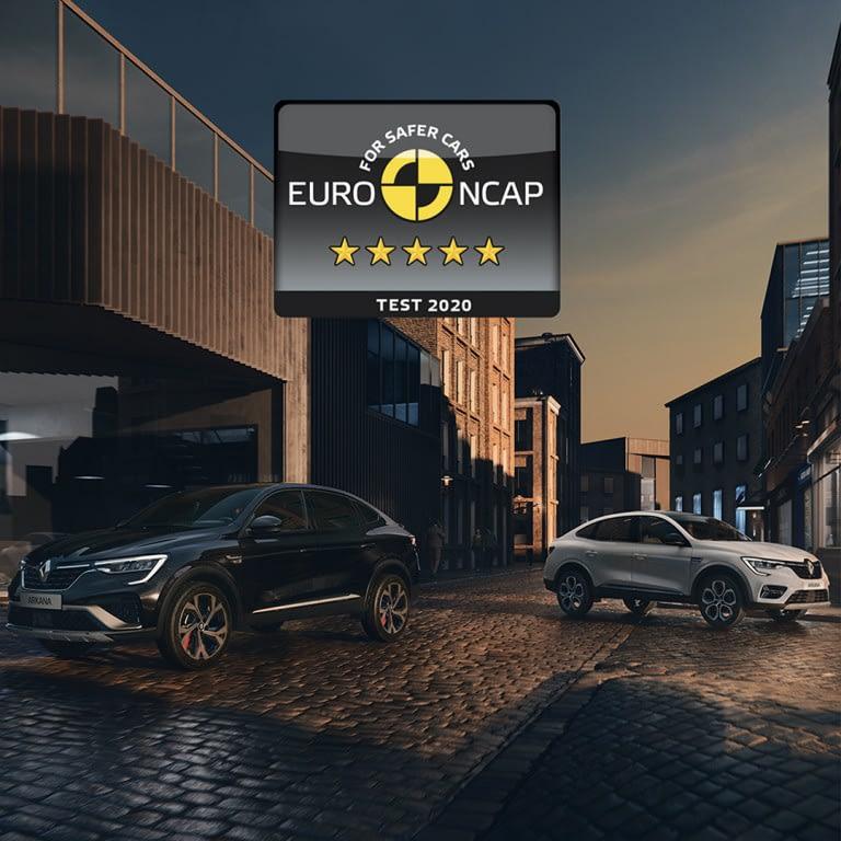 Nuova Renault Arkana Terni