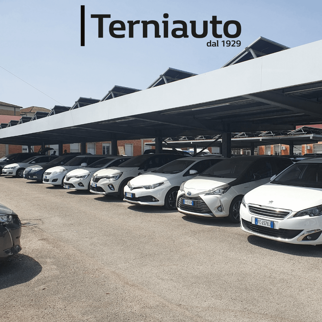 Auto usate Terni garantite