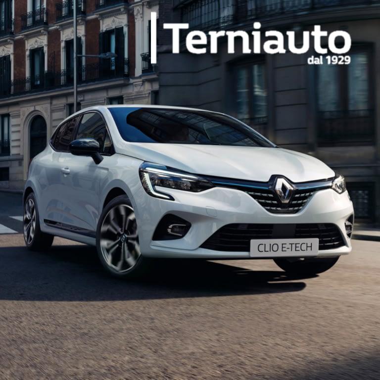 Nuova Renault Clio Terni