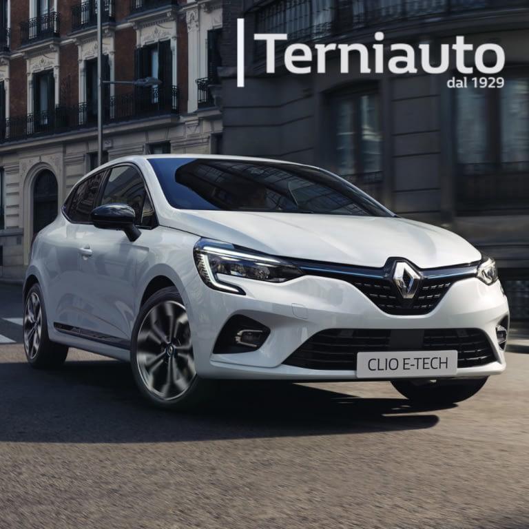 Renault Clio Terni