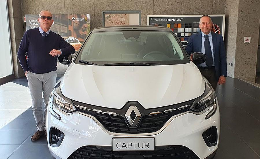 Venditori Renault Terni