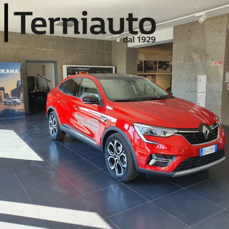 Renault Arkana Terni