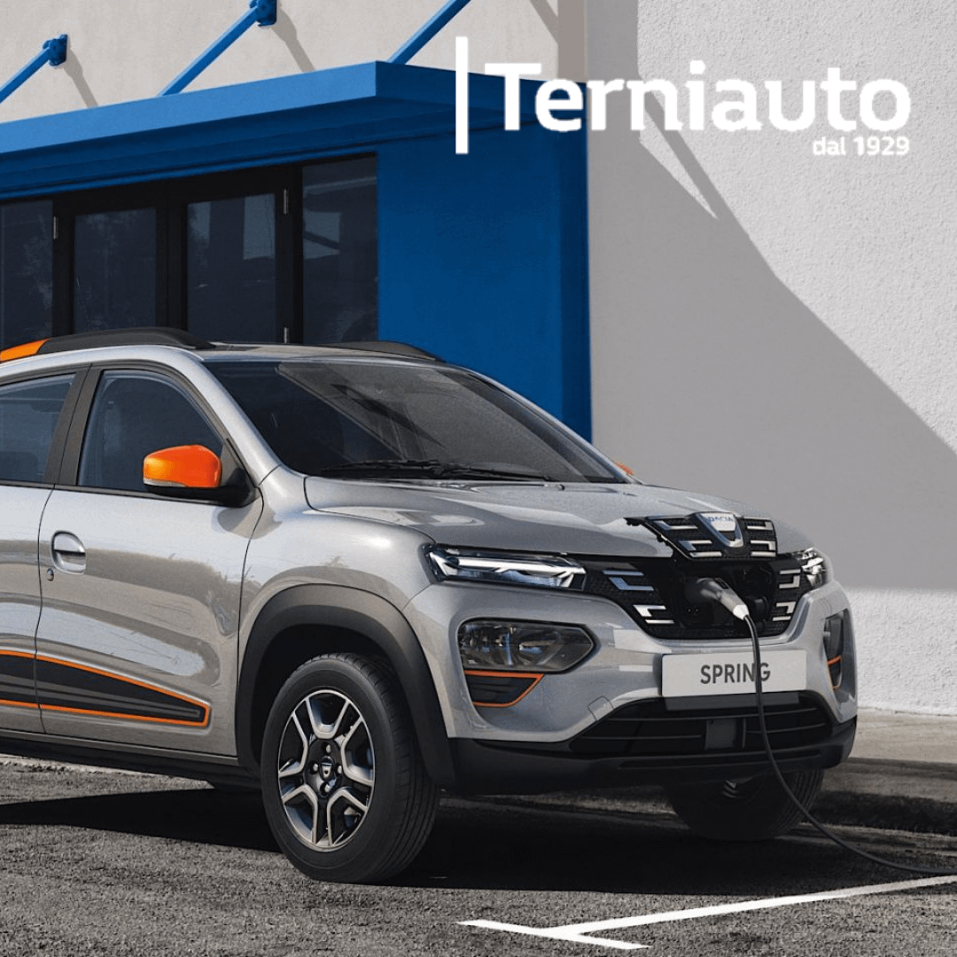 Nuova Dacia Spring Terni