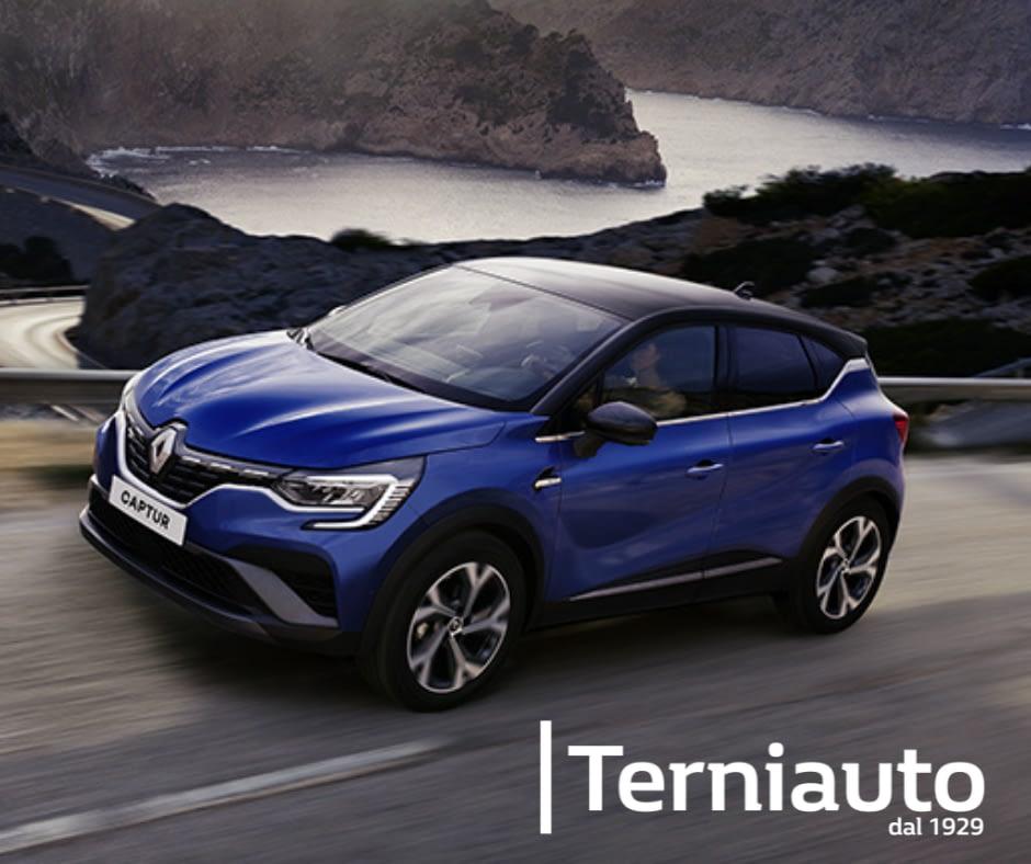 Nuovo Renault Kaptur Terni